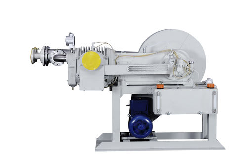 piston vacuum pump / with oil loss lubrification / single-stage / low-noise level