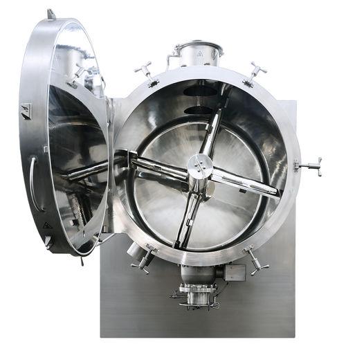 horizontal dryer / vacuum / paddle / batch