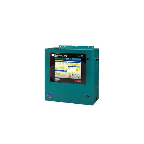 refrigeration temperature controller-limiter / industrial / Ethernet / configurable