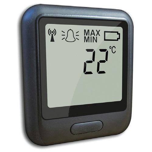 temperature data acquisition system