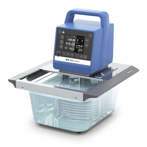 transparent thermostatic bath / compact / laboratory