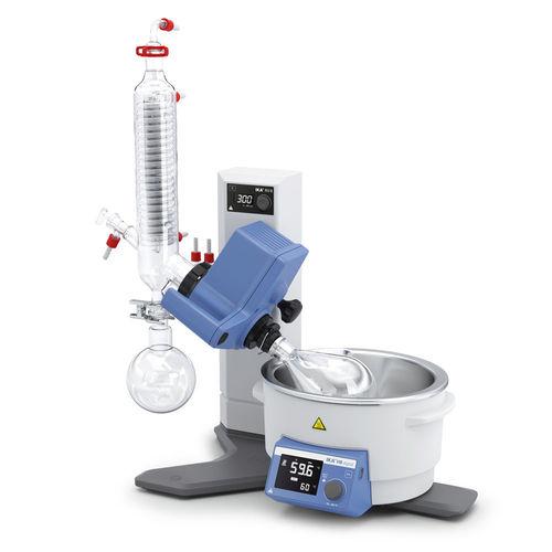 rotary evaporator / laboratory / for liquids
