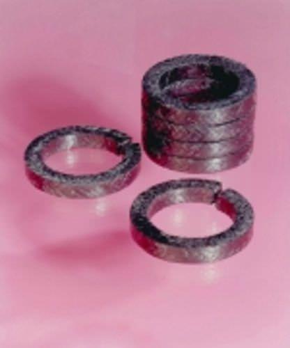 O-ring seal / C-ring / graphite / for valves