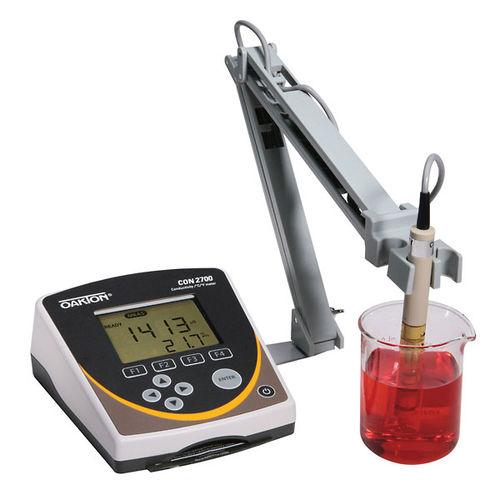 temperature measuring instrument / salinity / TDS / resistivity