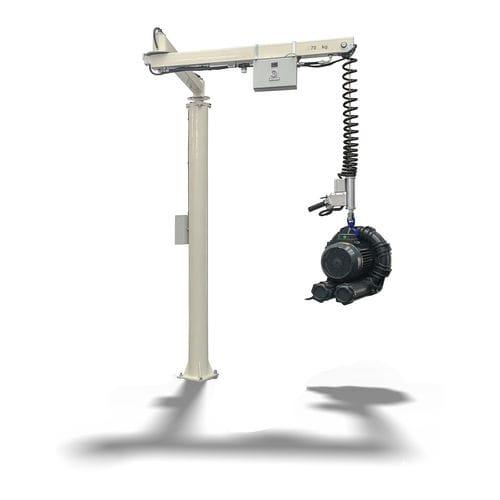 pneumatic manipulator arm