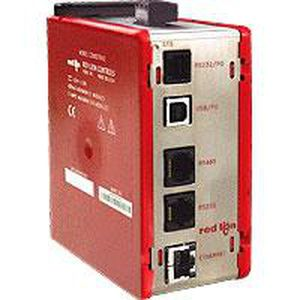 DIN rail mounted PID controller / serial
