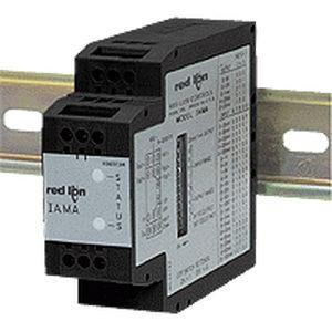 DIN rail signal conditioner / analog