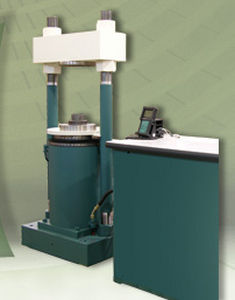 compression testing machine / hydraulic