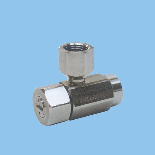 atomizing nozzle / compressed air / flat spray / stainless steel