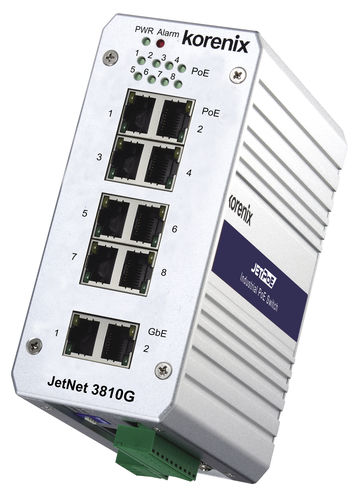 booster ethernet switch
