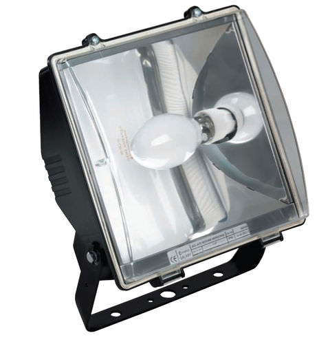 compact fluorescent tube floodlight / waterproof / outdoor