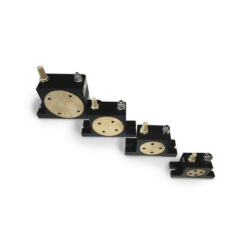 pneumatic vibrator / for concrete / for hoppers / roller