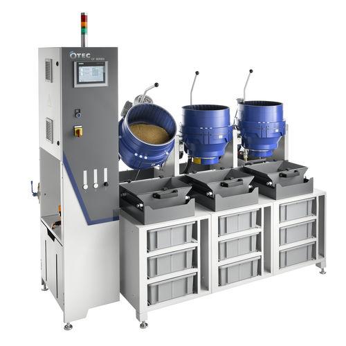 vibratory finishing machine - OTEC Präzisionsfinish GmbH