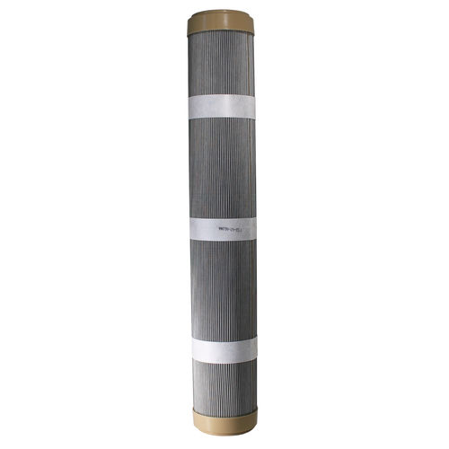 oil filter cartridge / fine / pleated / for general purpose