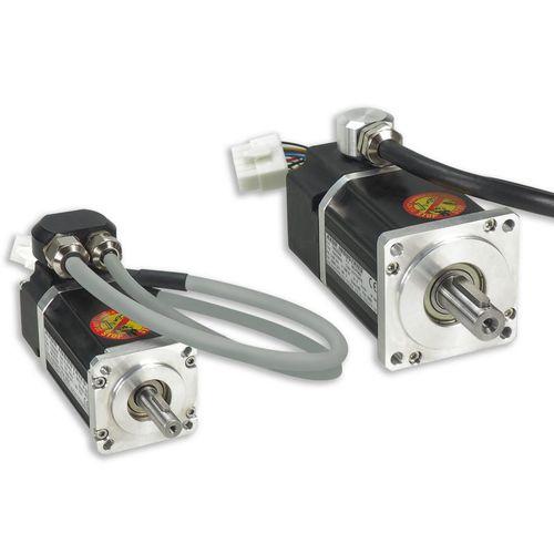 brushless servomotor / DC / 48V / 24V