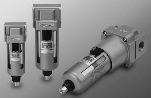air separator and drain / water