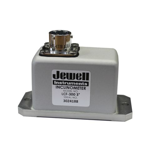 1-axis inclinometer - Jewell Instruments