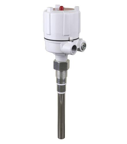 capacitive level sensor / bulk solids / stainless steel / explosion-proof