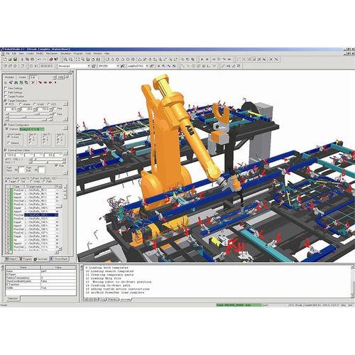 welding robot software / process / for welding applications