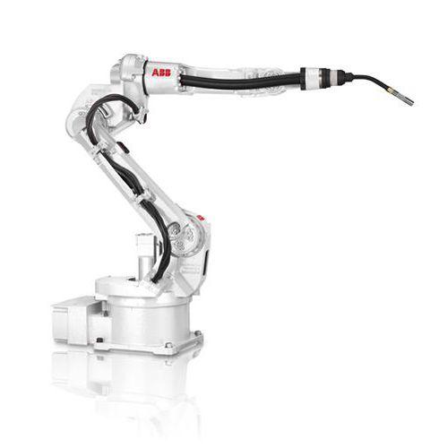 articulated robot / 6-axis / arc welding / floor-mounted