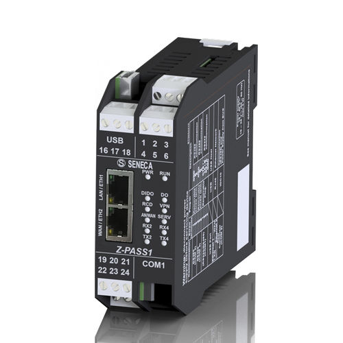 communication gateway / industrial / IoT / Ethernet TCP/IP