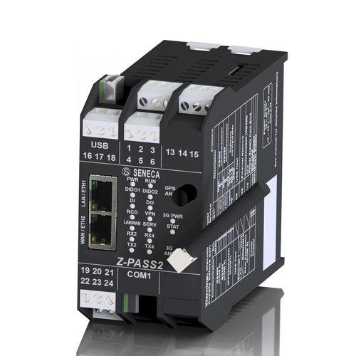programmable controller - SENECA | Automation Interfaces