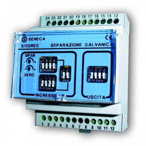 voltage/current isolator-converter