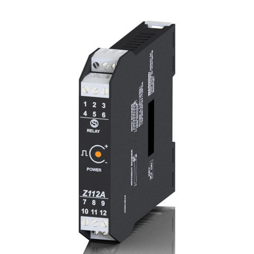DIN rail signal conditioner / opto-isolated