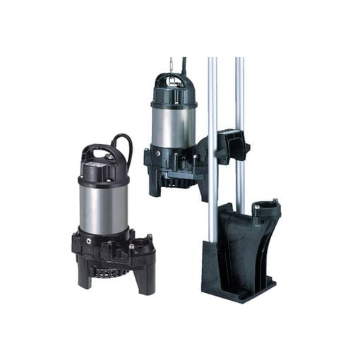 wastewater pump / electric / submersible / impeller