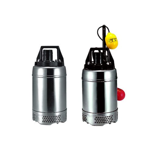 wastewater pump / for clear water / electric / submersible