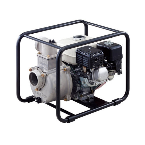 clear water pump / gasoline engine / self-priming / centrifugal