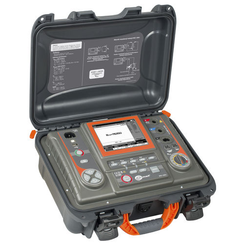 insulation resistance tester / voltage / continuity / leakage current