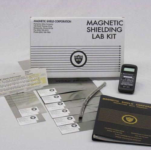 EMI shielding experiment kit
