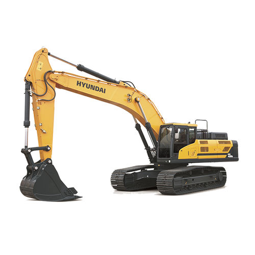 medium excavator / crawler / Tier 4 - final / construction