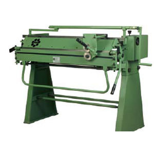 manual swivel folding machine