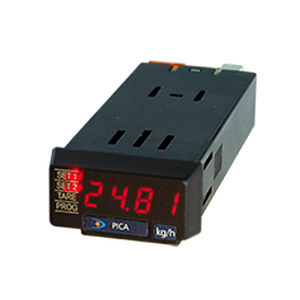 frequency meter / speed / 4-digit / LED