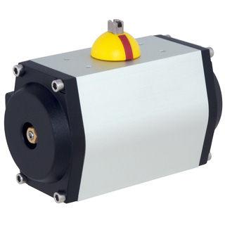 Rotork pneumatic valve actuators