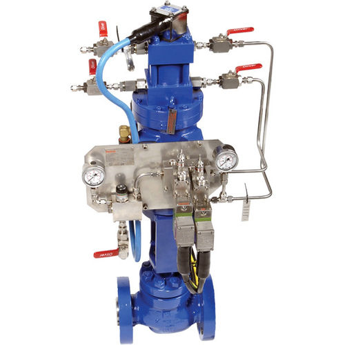 electro-hydraulic valve actuator / linear / stepper
