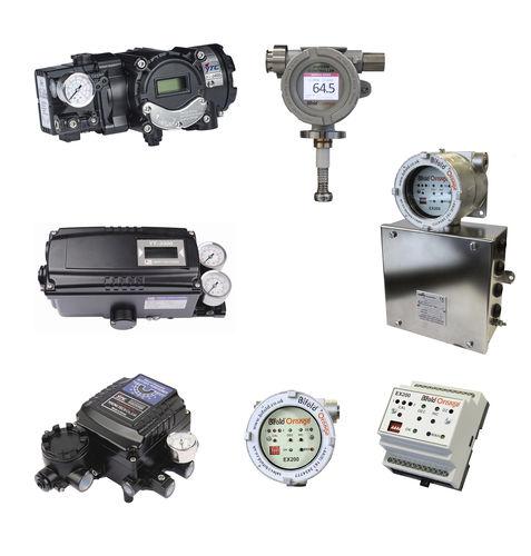 pneumatic valve positioner / digital