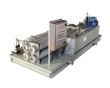 electrically-powered hydraulic power unit / stationary