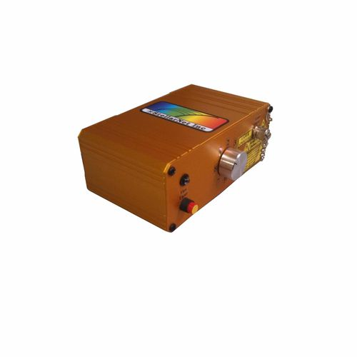 pulsed laser / solid-state / tunable / multiple-wavelength
