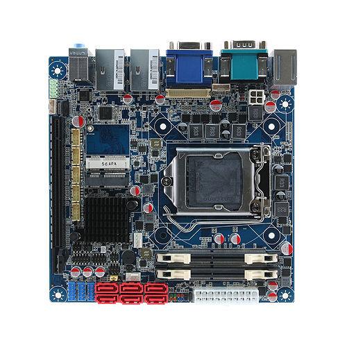 mini-ITX motherboard / 6th generation Intel® Core / Intel® Q170 / DDR4 SDRAM