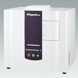 total reflection X-ray fluorescence spectrometer / optical / for analysis / automatic
