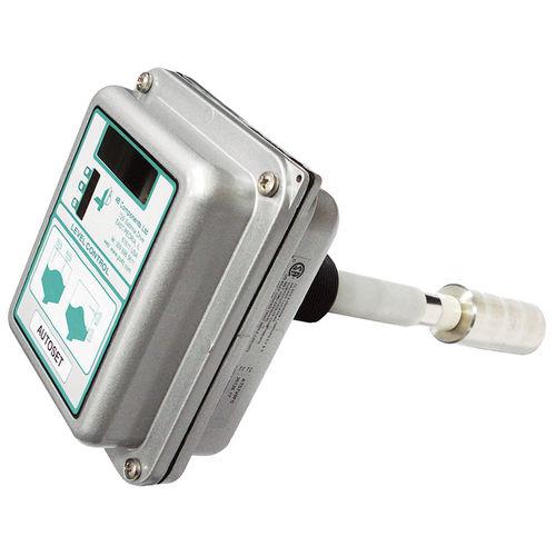 bulk products level gauge / radio frequency / digital