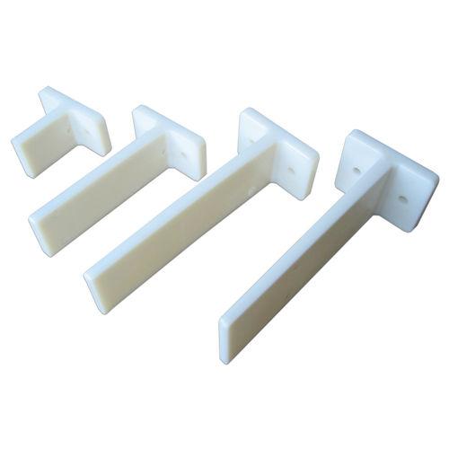 nylon scrapers for scraper chain