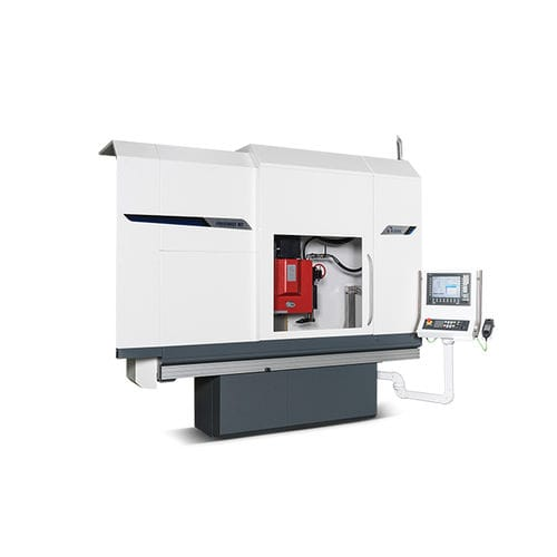 surface grinding machine / workpiece / metal profile / CNC