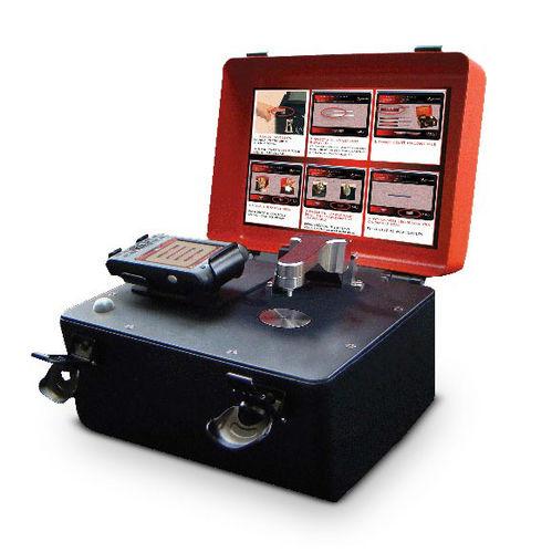 FT-IR spectrometer / process / compact / rugged