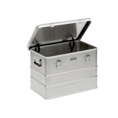 aluminum crate
