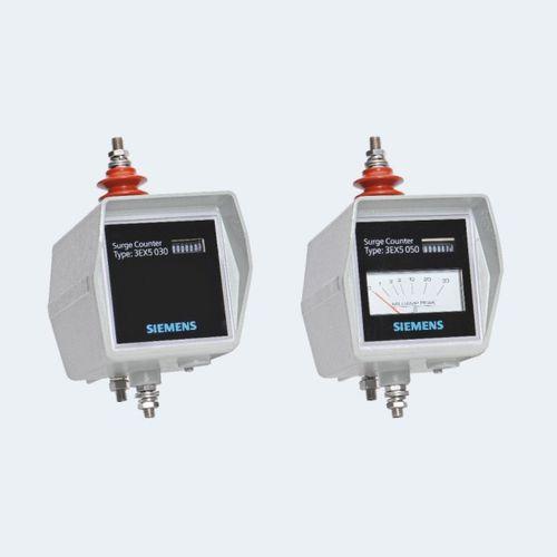 surge current counter / lightning surge / analog / contact