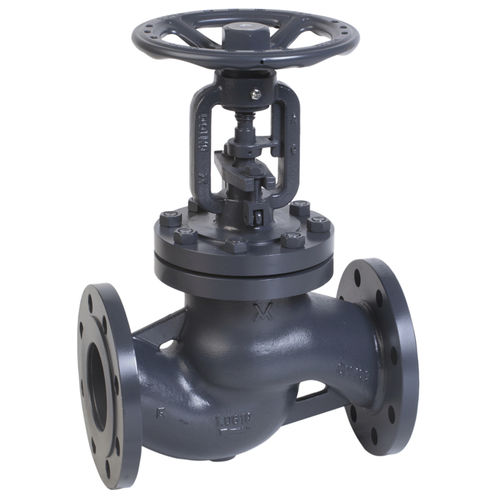 valve with bellows seal